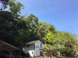 エリザベスサンダースホーム園庭(岩崎山)
